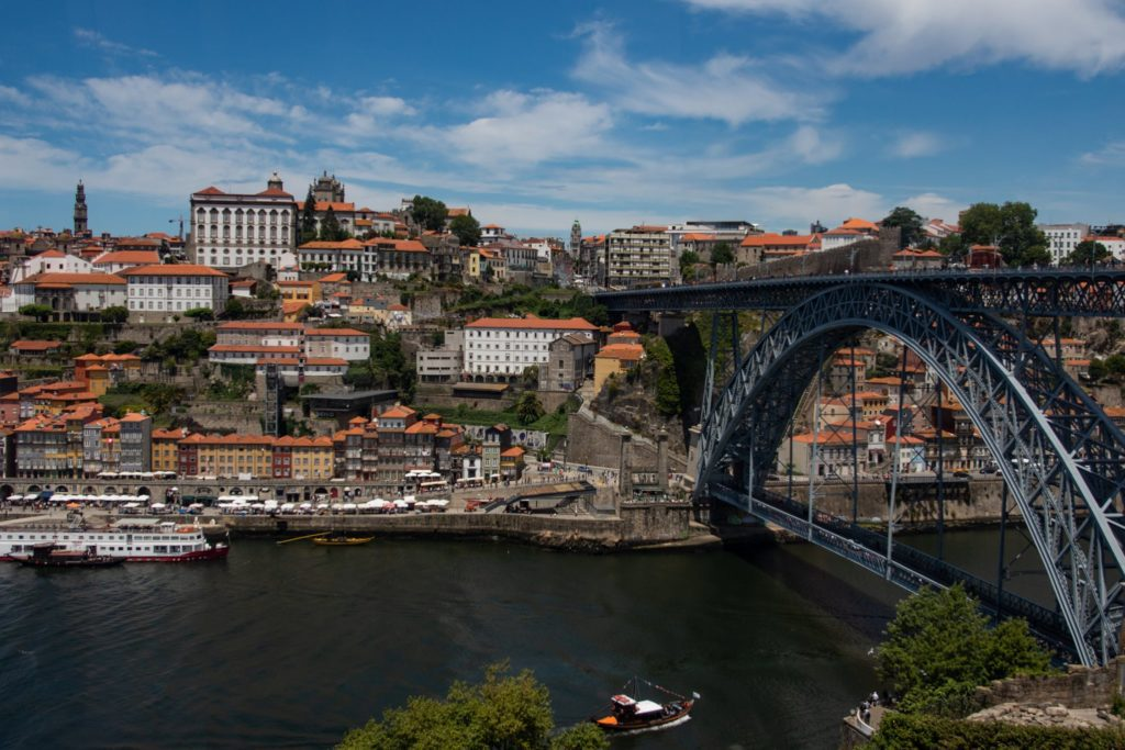 When interrailing through Portugal, Porto is a must-see