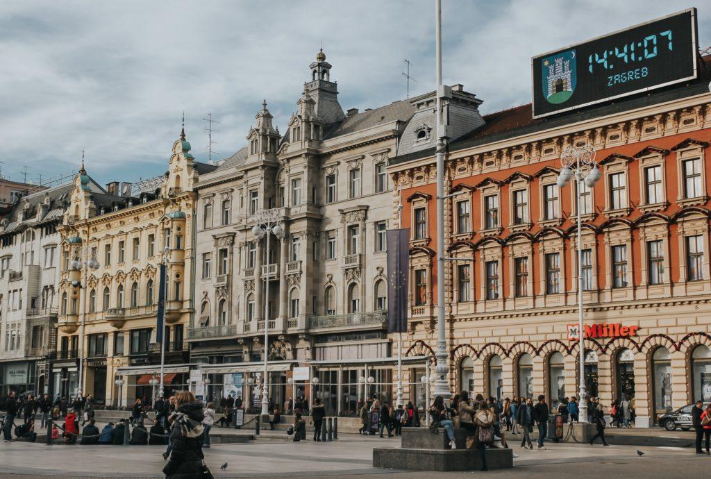 Zagreb Buildings