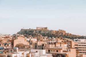 Where to go interrailing in mainland Greece
