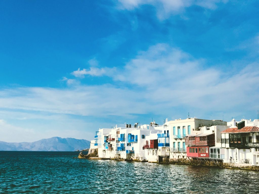 Greek Islands - Mykonos